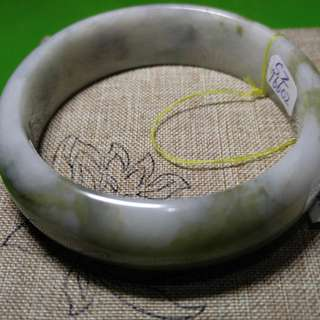 翡翠手鐲 55.4mm 有石紋 GA710042573