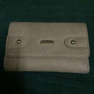 Girbaud Pale pink wallet