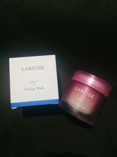 """LANEIGE """"Clear C Peeling Mask"""""""