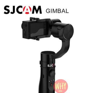 Original SJCAM Handheld GIMBAL SJ Gimbal 3Axis Stabilizer for SJ6 Legend SJ7Star