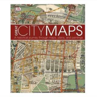 DK Great City Maps