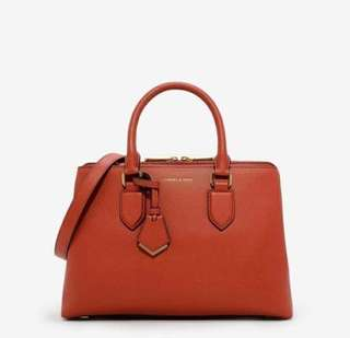 Charles n keith office carry all bag