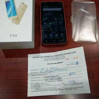Meet Now Vivo Y53 Complete