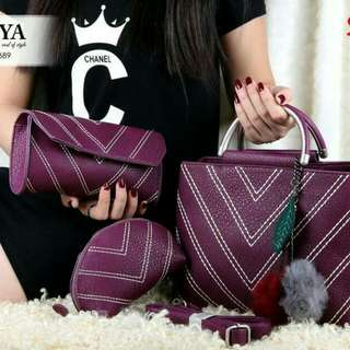 ENYA Adelle 3in1 New Leather 1689  (04)*