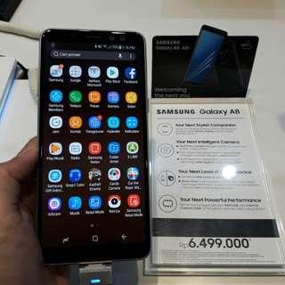 Samsung A8 2018 kredit bunga 0,99
