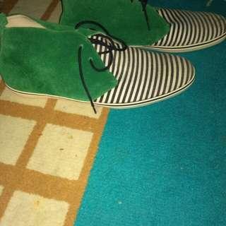 Xsml shoes