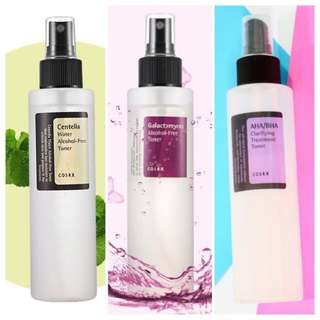 $11.90 [FREE SAMPLE] COSRX Toner Series 150ml