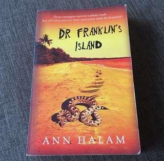Storybook - Dr Franklin's Island #bajet20