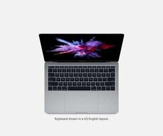 MPXT2ZP/A MacBook Pro 13-inch Space Grey BNIB