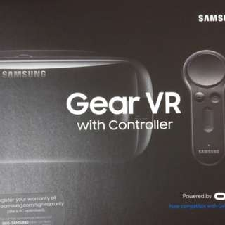 Gear VR W controllers