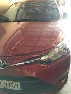 Toyota Vios 2015 E a/t