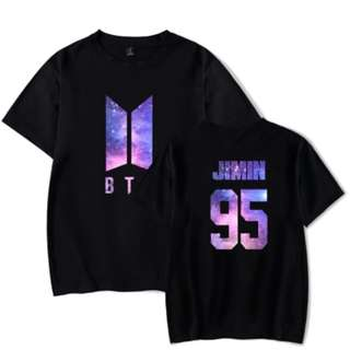 BTS LOVE YOURSELF T-SHIRT, JUNGKOOK, V, J-HOPE, RAPMONSTER, SUGA, JIN (PRE-ORDER)