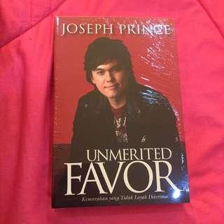 Buku Joseph Prince - Unmerited Favor