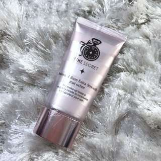 ✨[NEW] FREE NM✨ Time Secret Mineral Base Extra Smooth Priming Moisturizer 30g ✨