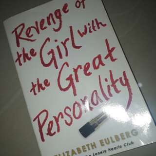 Revenge of the girl with a great personality