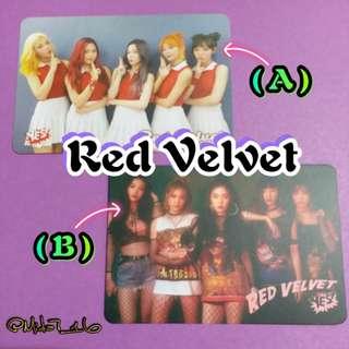 Red Velvet - YES卡 ( 白卡 )