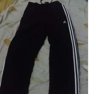 For sale : adidas trackpants