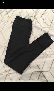 GymShark Black Leggings Tights