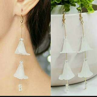 ANTING HANDMADE PUTIH DOVE