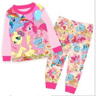 Cuddle Me Little Pony Pyjamas 2-3yrs