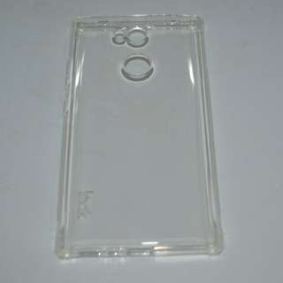 Imak Impact Protector Shockproof Soft Case for Xperia L2 (Clear)