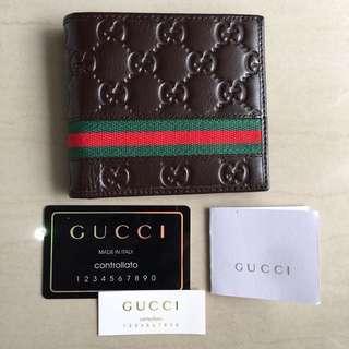TURUN HARGA - Dompet Pria Gucci (Premium Quality)