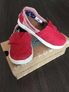 TOMS SHOES unisex