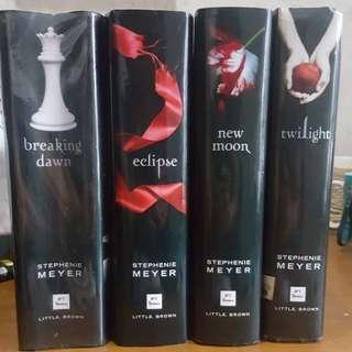 Twilight Complete Collection (Hardbound) by Stephenie Meyer