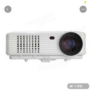 投影器 projector 超級新 用左1-2次 平放