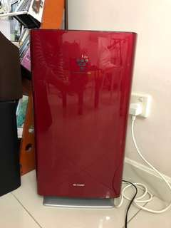 SHARP air purifier FU-S51A-R 空氣慮淨器90%新