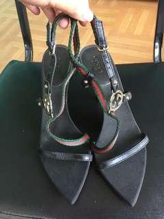 GUCCI strappy sandal