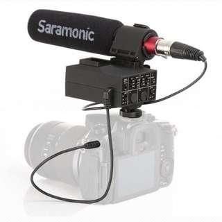 Limited offer Saramonic MixMic Shotgun Microphone