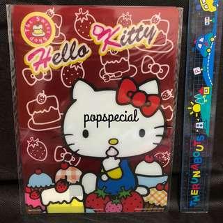 Last PCS Hello Kitty Plastic Mouse Pad Place Mat