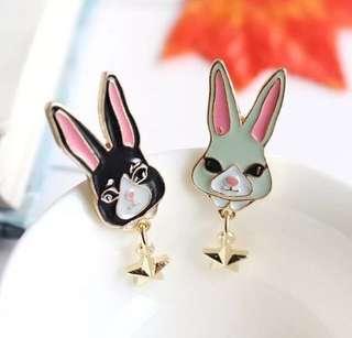 可愛小兔兩件套装