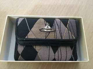 Vivienne Westwood 三摺銀包