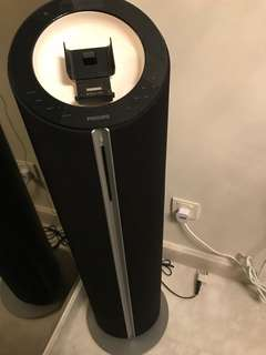 Further discounted -Preloved Philips Standing Player