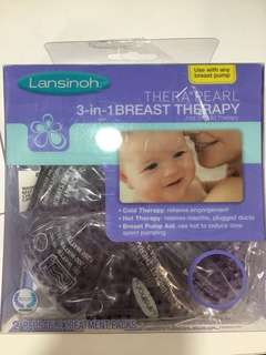 Lansinoh 3in1 breast therapy, hot and coldTherapy