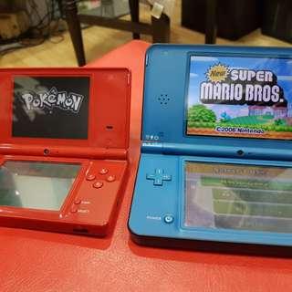 Nintendo DSi XL & Regular size