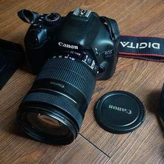 Canon 550D lens 18-135mm