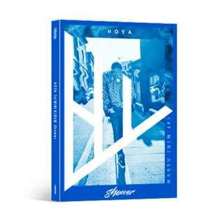 [PREORDER] Hoya - Shower (1st Mini Album)