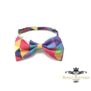 The Royals Boutique - Rain Bold Mama Collection Big Bow Collar