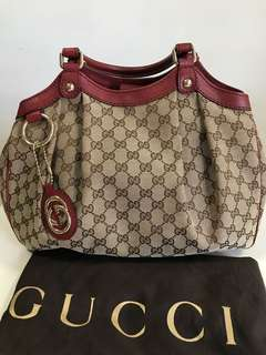 Gucci Sukey Bag