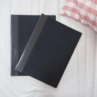 A3 Clear Folder