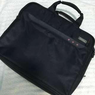 Dell 手提電腦袋. 17吋. 雙拉鍊  [gently used]