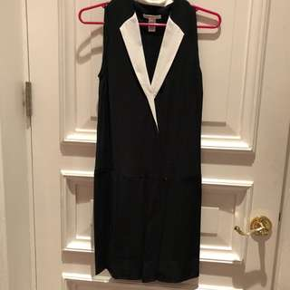 Authentic Mango Suit Dress