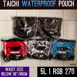 TAICHI WATERPROOF POUCH / Fanny Pack   RSB 270