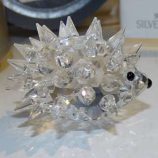 Swarovski 1987 - 2006 Small Hedgehog