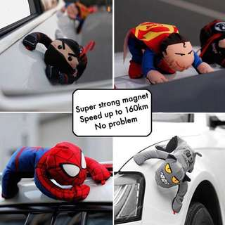 Cool soft toy for your cars or motor bike