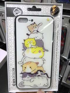 Iphone 7/8 case glass 玻璃殼