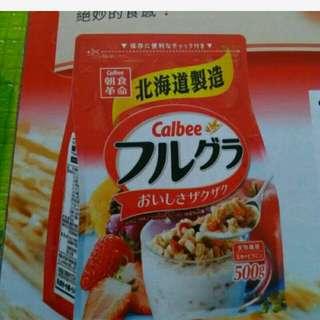 水果麥片500g